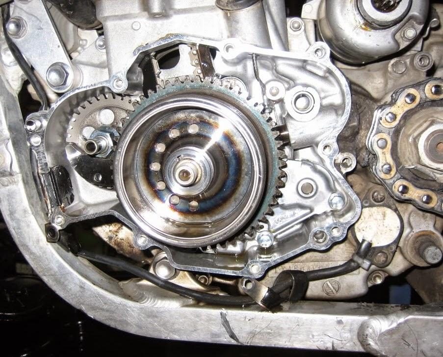 Cara Merawat Mesin Motor yang Benar