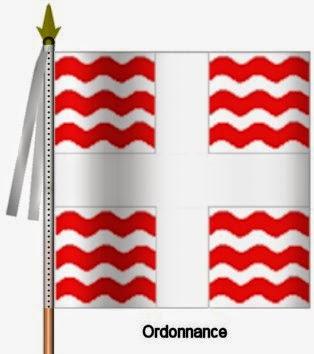 Cambis Infanterie Ordonnance Flag