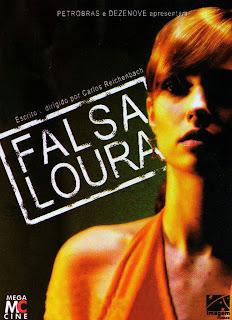 Falsa Loura - DVDRip Nacional