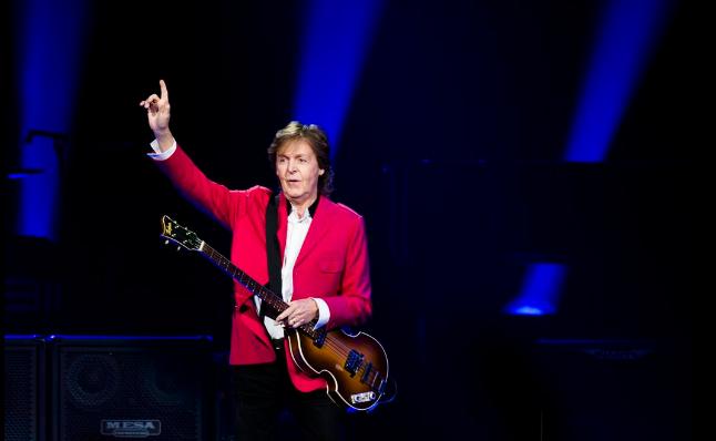 The Beatles Polska: Paul McCartney wystąpił w Pinnacle Bank Arena