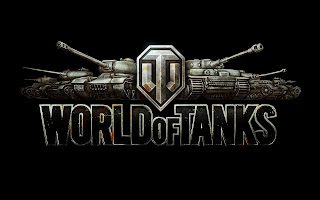 World of Tanks Online Game Logo HD Wallpaper
