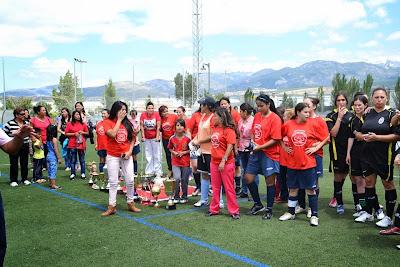 CLUB NUEVA AMISTAD CAMPEONAS