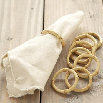 Bamboo Napkin Rings3