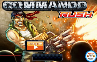 Game Online Commando Rush