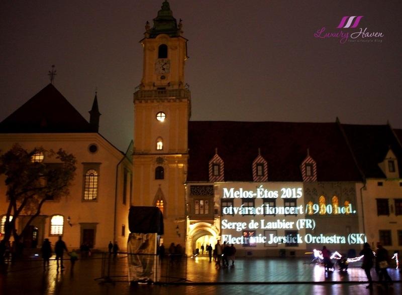 eastern europe slovakia tourist attractions bratislava old town
