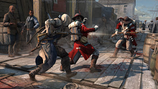 Assassin Creed III Blackbox PC Game