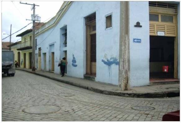 """Atentado al ornato público y a la dignidad de todos los camagüeyanos por parte de los """"Disidentes"""""""
