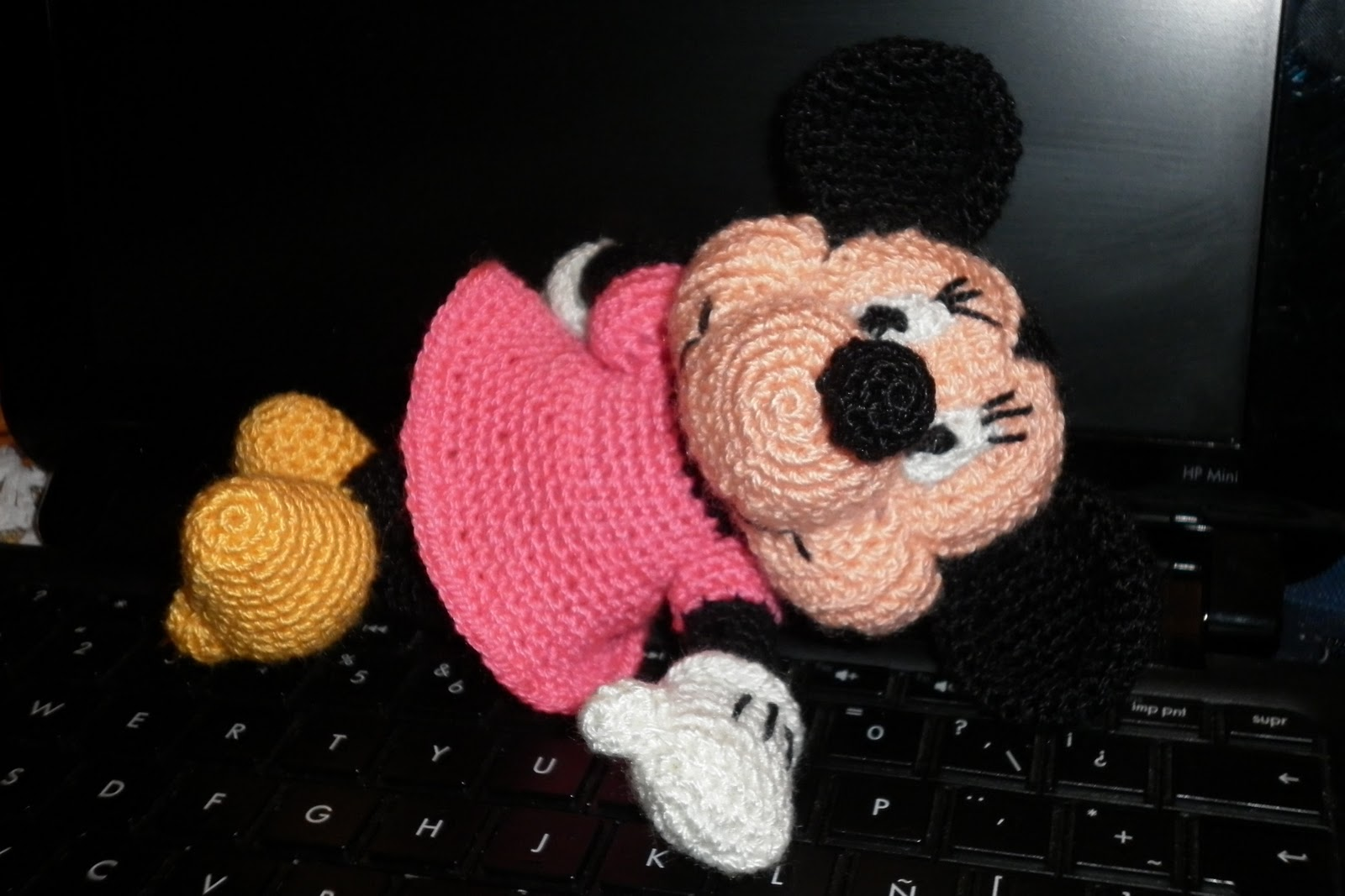 Patrones Amigurumis Gratis Patron Mini Mouse Amigurumi ...