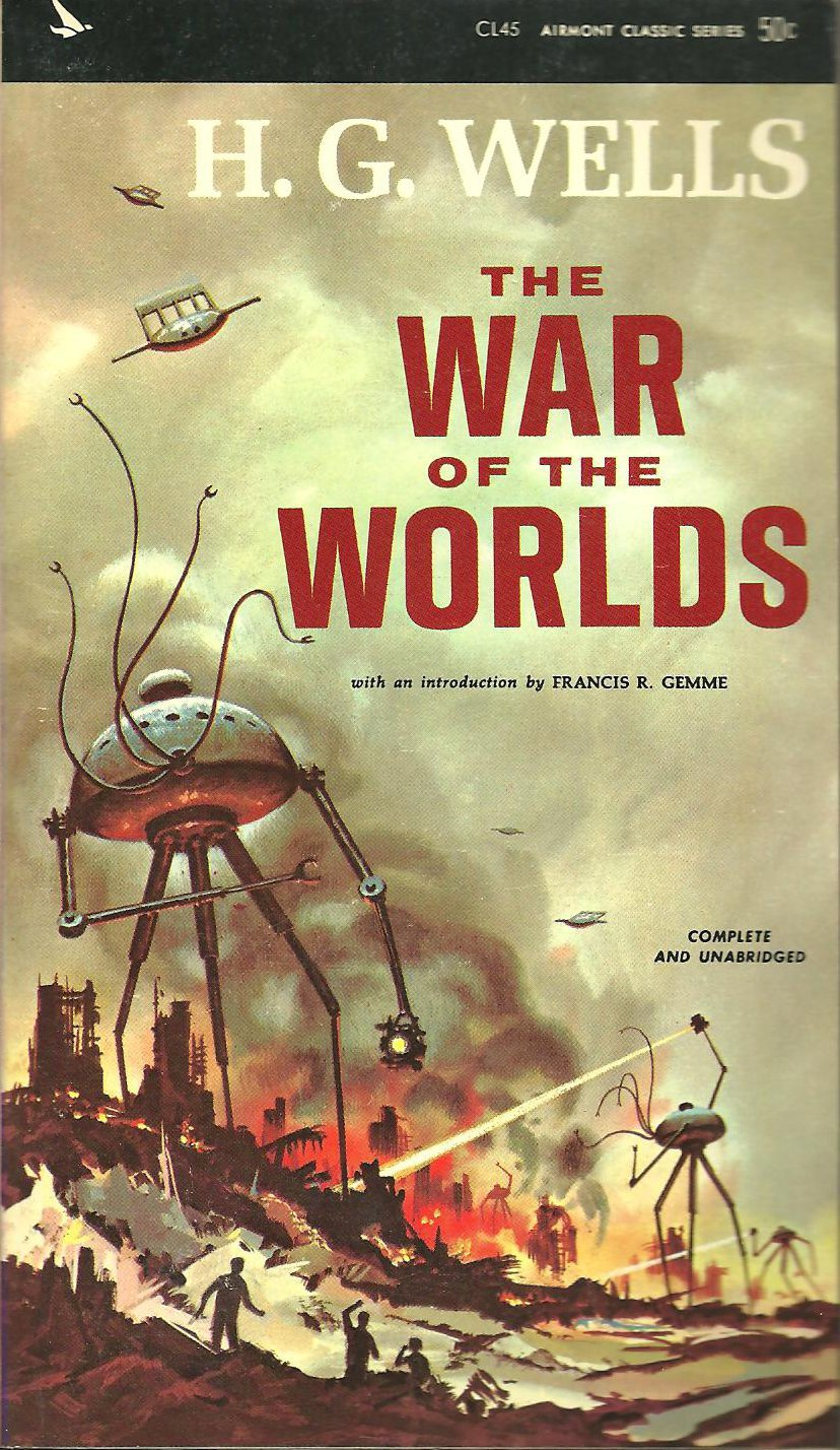 a short review of war of the worlds a novel by h g wells