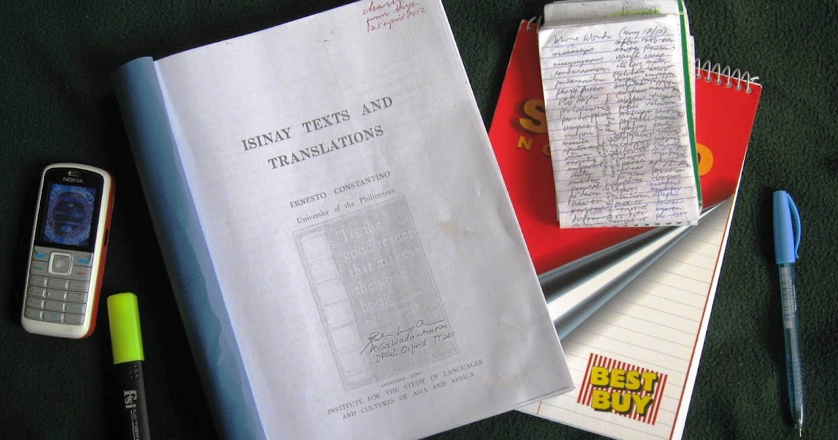 Isinay Bird Ernesto Constantinos ISINAY TEXTS AND TRANSLATIONS Part 1
