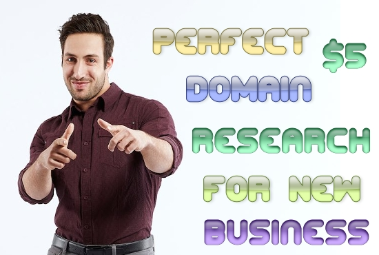 Find Perfect Domain Name For Business