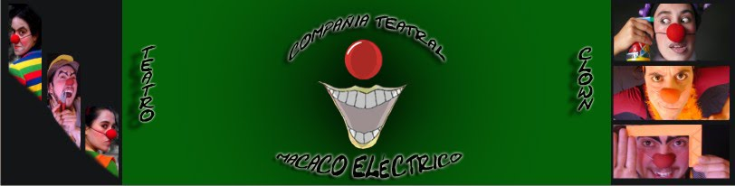 Macaco Electrico-teatro-clown