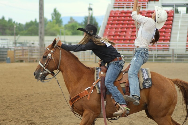 cowgirls just wanna have fun