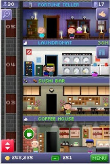 Tiny Tower iphone ipad walkthrough.