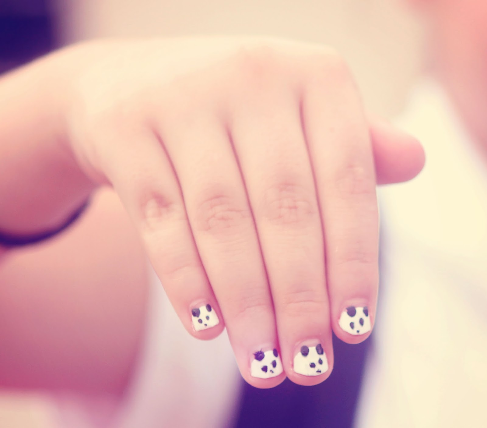 Cute Little Girl Nail Designs