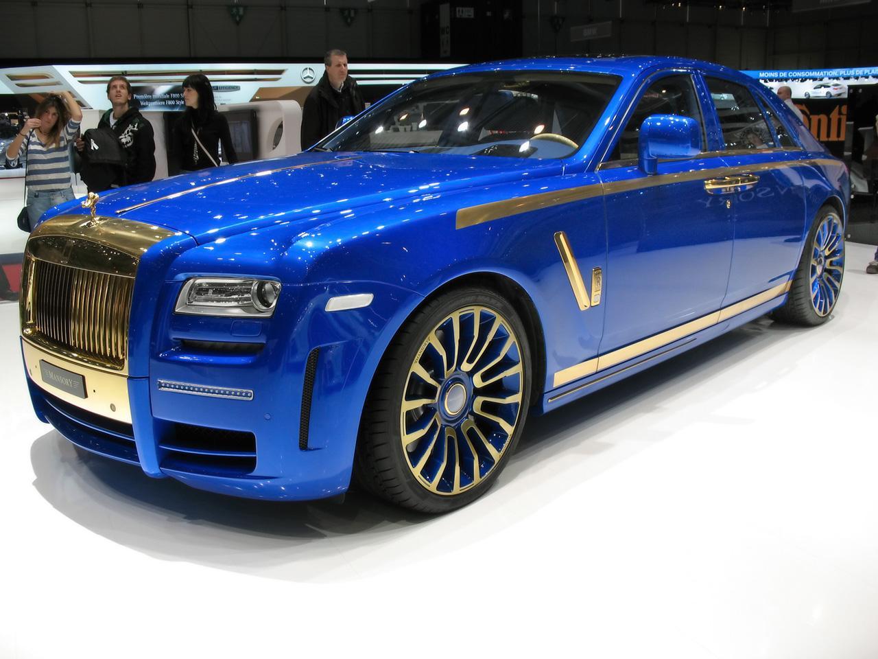 Mi Casa: Mansory Rolls Royce Ghost