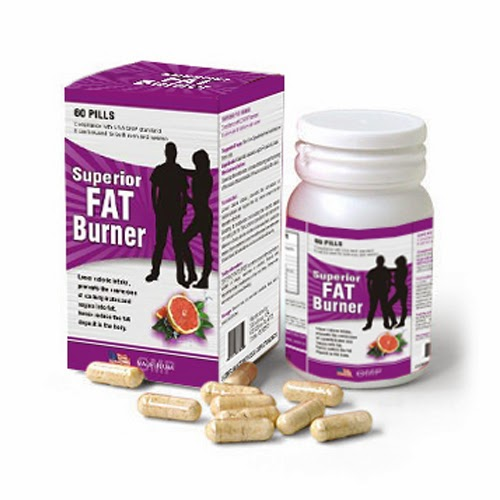 Superior fat burner viên giảm cân nhanh