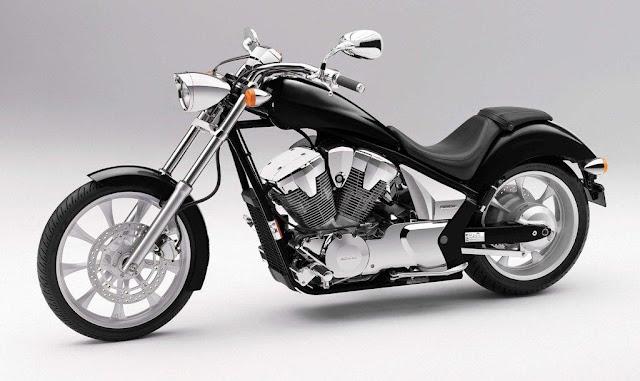 Motocicleta Honda VT1300X