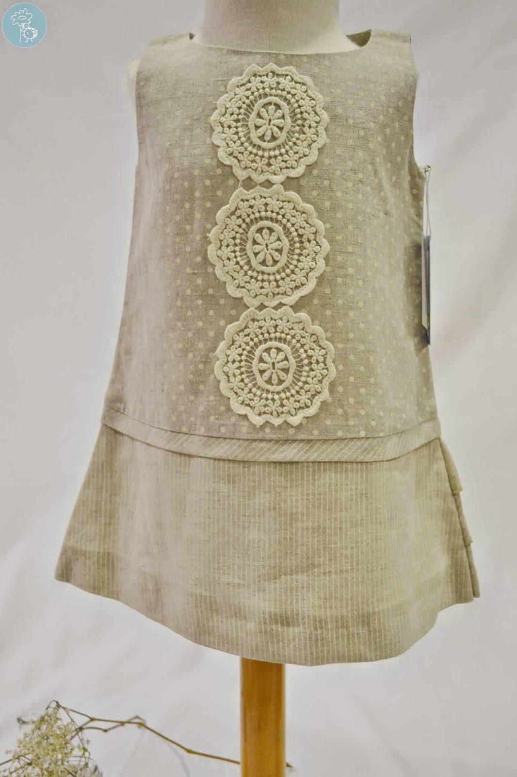 Vestido infantil Babiné en Tienda -Blog- Retamalmodainfantil