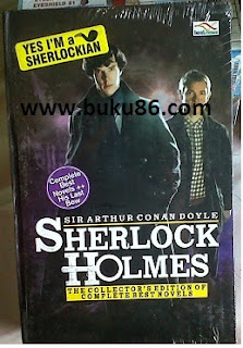 Novel Sherlock Holmes karangan Sir Artur Conan Doyle