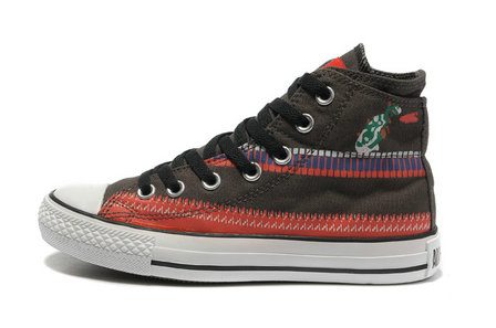 check out 246eb 7443d High Tops Super Mario Yoshi Converse All Star Shoes