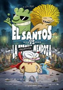 El Santos vs La Tetona Mendoza – DVDRIP LATINO