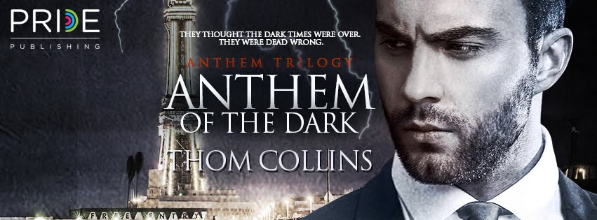 THOM COLLINS: author of M/M romance and thrillers