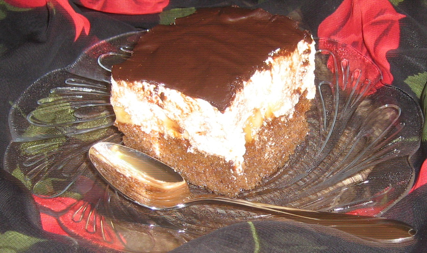 San Snova Torta Recept