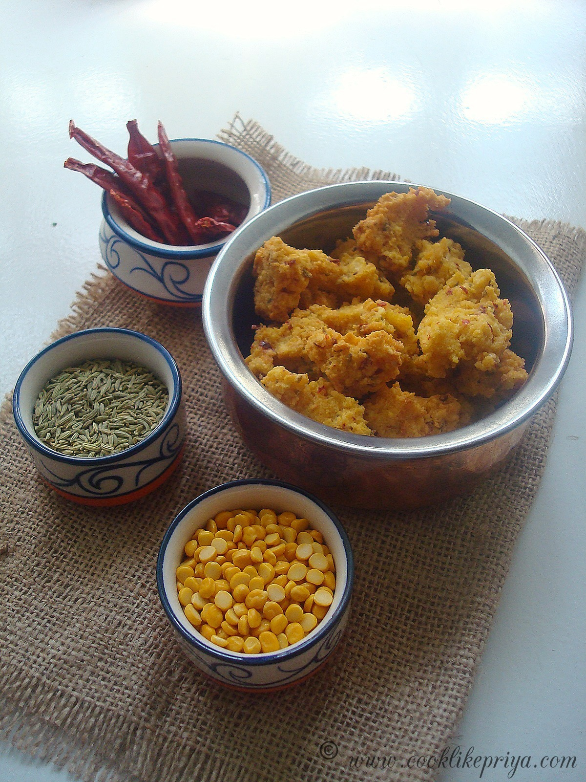 Pakkoda Curry