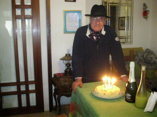 Auguri al  Direttore del Bolg international- festeggia il suo 69 anno.