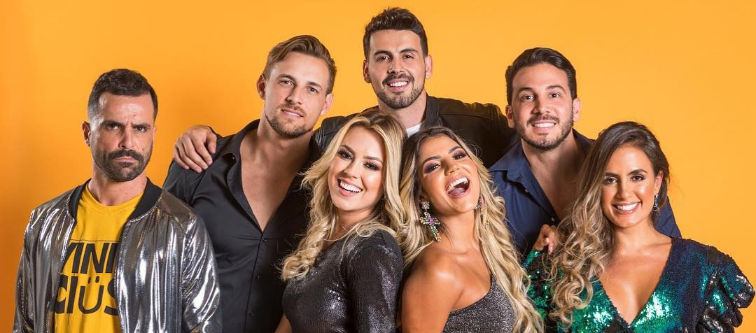 #CelebrityCastEspecial no Big Brother Brasil 19