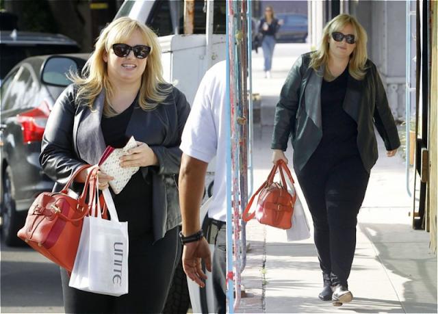 Hot Blonde in Beverly Hills
