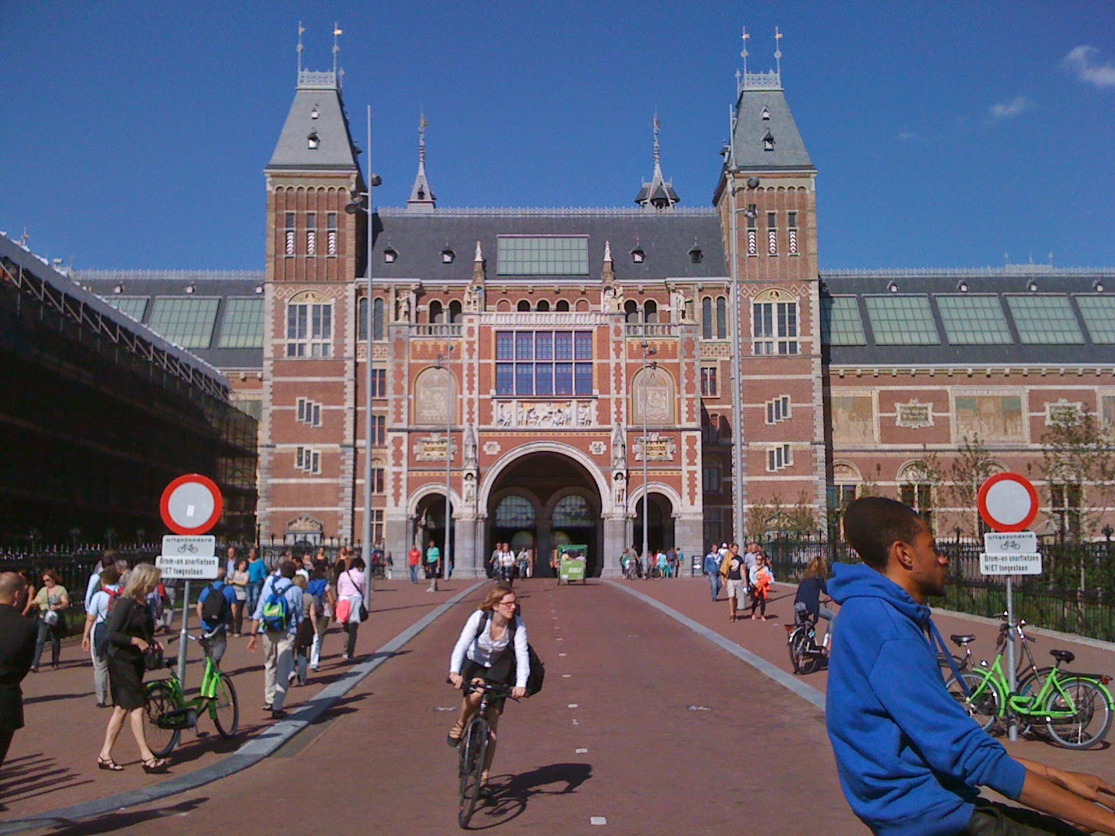 Visit the Rijksmuseum in Amsterdam and learn about Dutch history