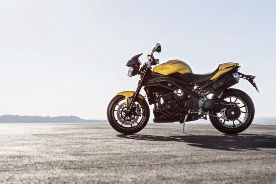 Special Edition Triumph Speed 94 And 94R