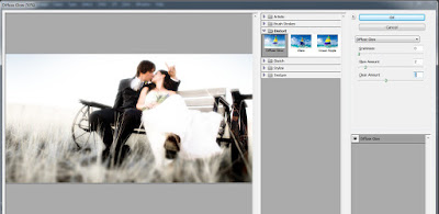 Manipulasi Photoshop Membuat Efek Foto Prewedding Agar lebih Glamour
