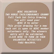 Two Horse Tack Volunteer Challenge!