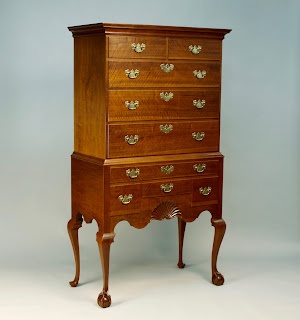 HIghchest of drawers