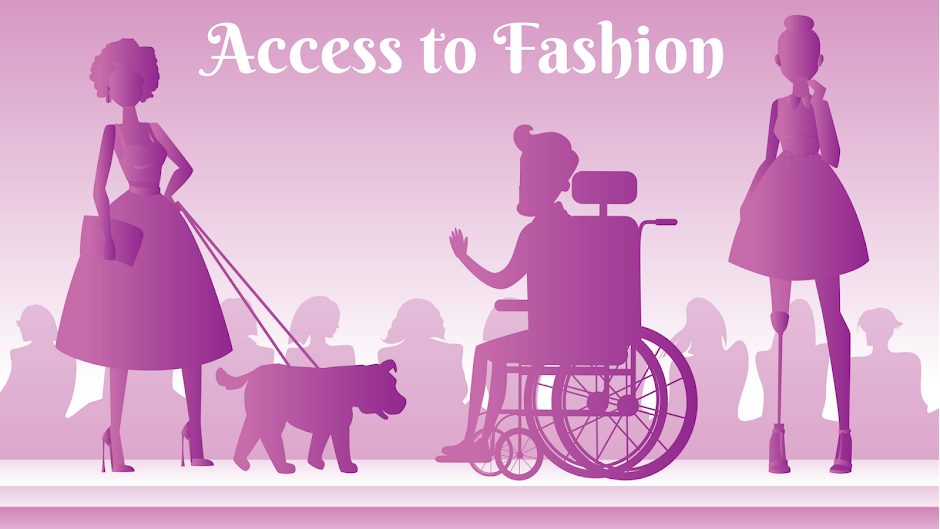 Access to fashion - disability on the runway