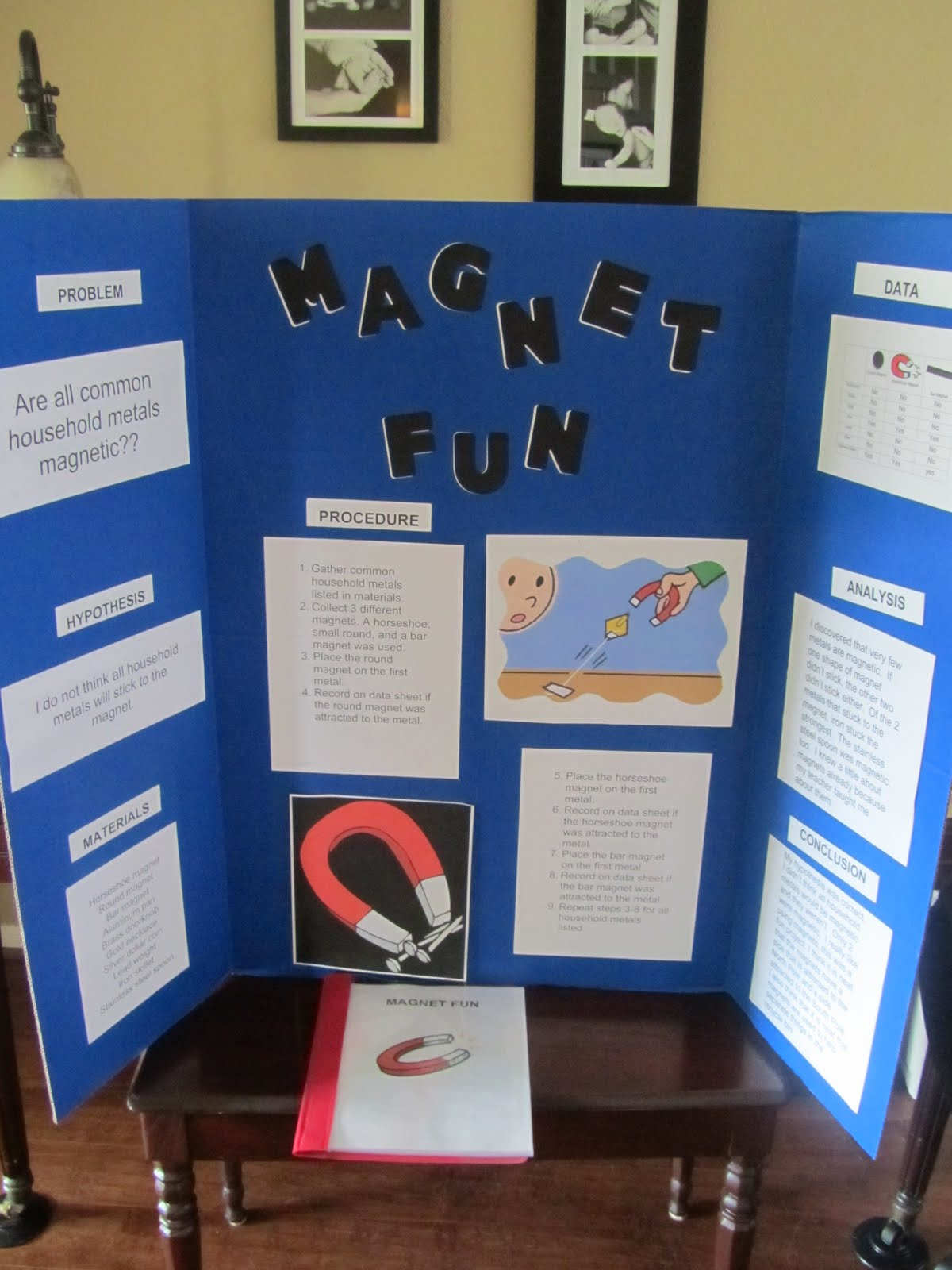 science fair projects with magnets Magnet science fair project ideas designed to create authentic learning experiences as kids design and develop develop their own projects.