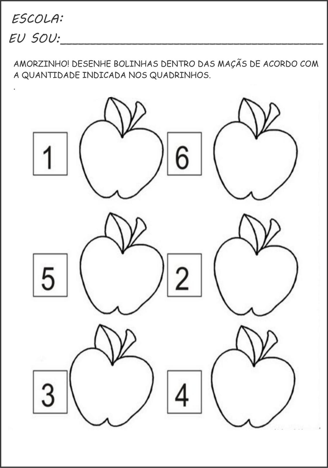 Conhecido Atividades de Alfabetização: Projeto Pedagógico - Alimentação Saudável IN43