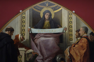 Niccolò Barabino painter religious art, Saint Nicolas, Italy