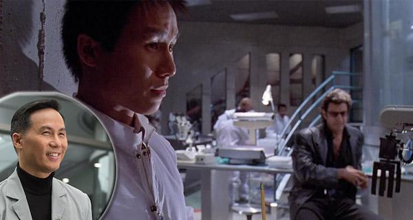BD Wong Jurassic World