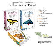 Livro Borboletas do Brasil Clique na imagem (link) para fazer o cadastro de compra dos livros.