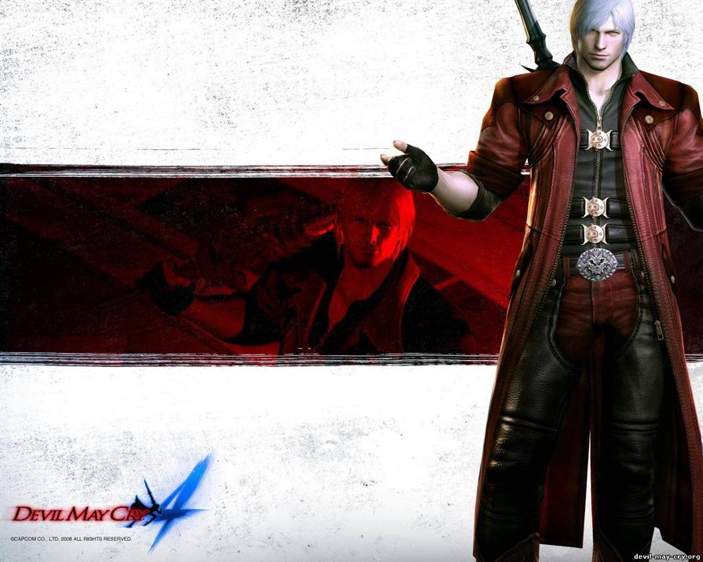 Devil May Cry HD & Widescreen Wallpaper 0.0865268019187042