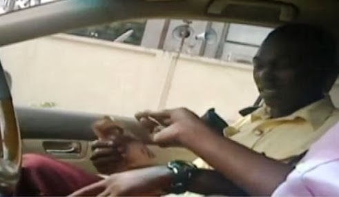 lastma officer taking bribe