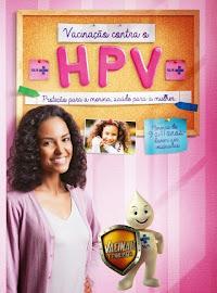 Vacinação contra o HPV - 2015
