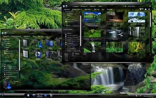 descargar los mejores temas para windows xp gratis en espanol