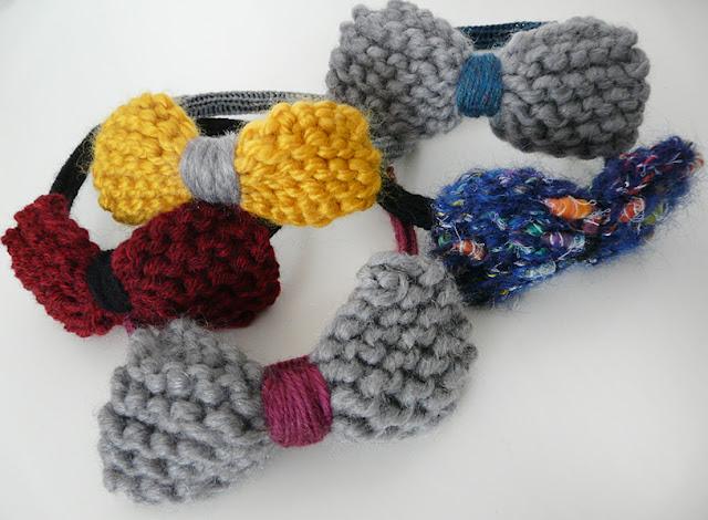 Serre-tête en laine