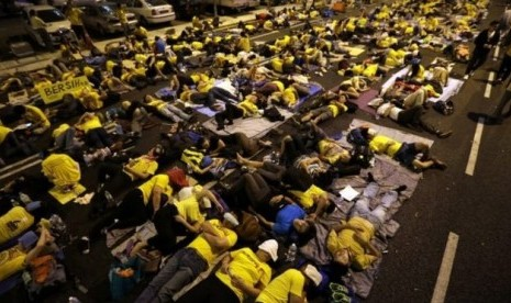 Ini Kasus Dugaan Korupsi yang Jerat PM Najib Razak