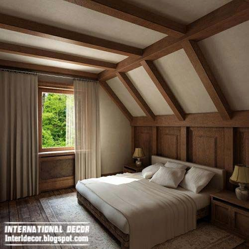 Top 10 bedroom in country styles interior design ideas for Interior design styles wood